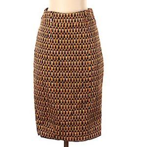 Mossimo dark fall Pencil Skirt